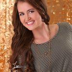 Allyson Boomsma, a $500 DEC Scholarship winner.