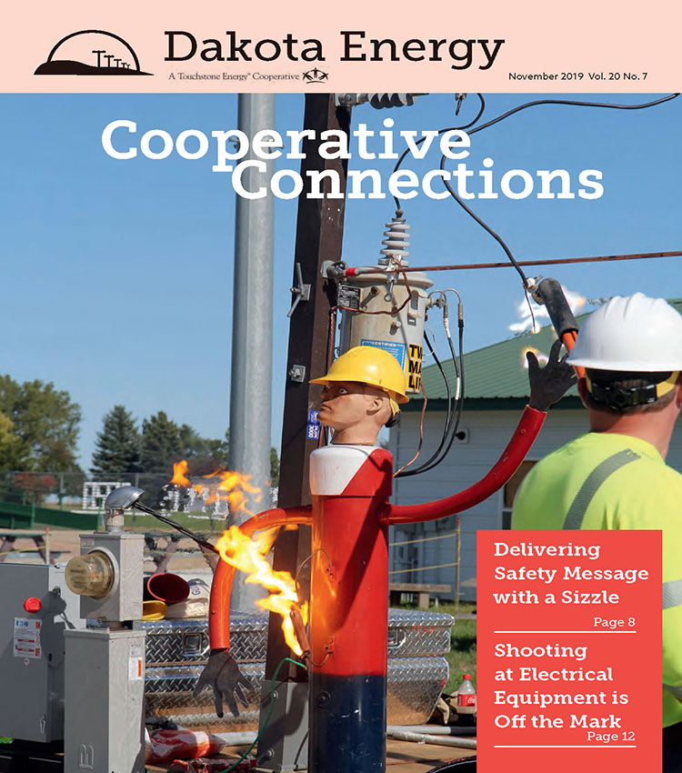 Dakota Energy Cooperative Connections