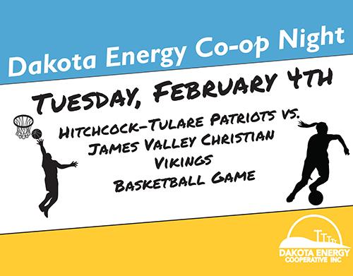 Dakota Energy Co-op Night