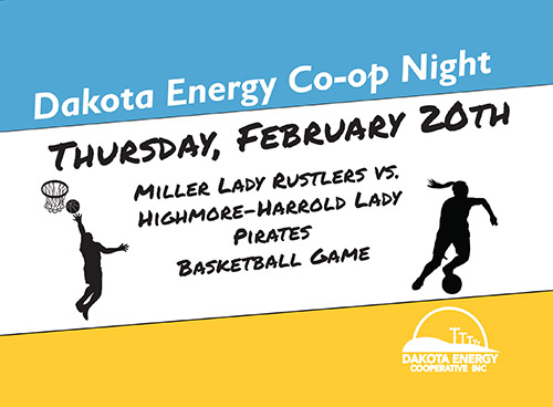 Dakota Energy Co-op Night