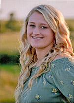 2020 Dakota Energy Cooperative Scholarship winner Elizabeth Brandt