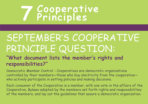 Cooperative Principle Contest