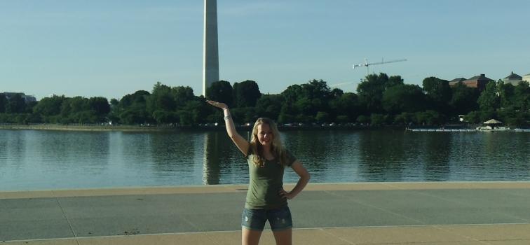 Win a Week-long Trip to Washington D.C.