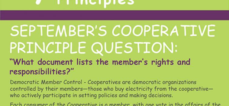 Cooperative Principle Contest