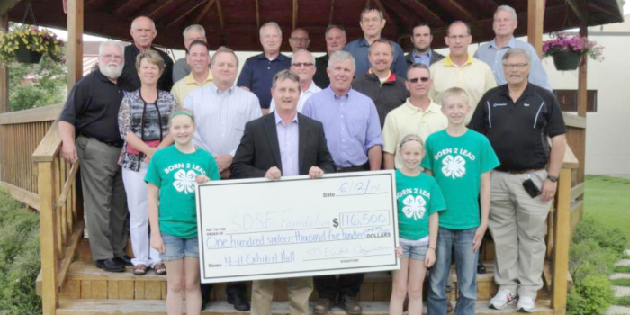 SD Electric Cooperative Support 4-H Project